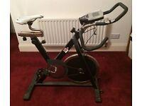 Spinning Bike Carl Lewis