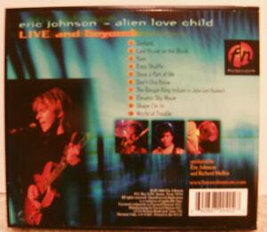 Eric Johnson - Alien Love Child Live CD Kitchener / Waterloo Kitchener Area image 2