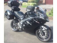 Triumph Sprint ST 1050 + hundreds £'s of Extras