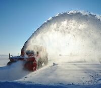 Fast, Affordable, Friendly Winter Snow Removal!