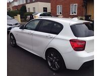 2014 BMW M135 3.0 TWIN TURBO M SPORT LCI (WHITE) MAY SWAP PX not m3 m4 m5 audi s4 rs4 quattro s3