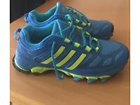 Brand new Adidas Response Trail 20 runners in Blue