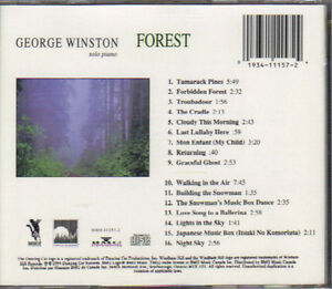 George Winston - Forest West Island Greater Montréal image 2