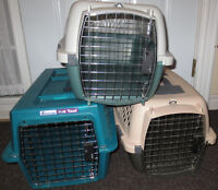 Lot -  3x Pet Mate Small Kennels - READ THE AD!