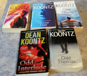 PAPERBACK  DEAN KOONTZ BOOKS Kingston Kingston Area image 7