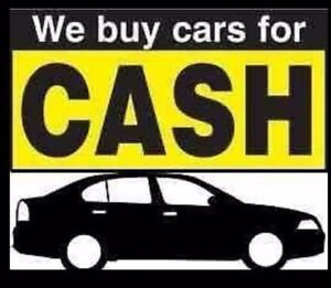 WE WANT YOUR SCRAP/USED CARS! TOP CASH ON THE SPOT! CALL NOW