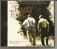 cd trame sonore du film A family thing