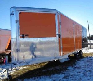 2016 Mission Trailers MES 101x22 x 7 Tall