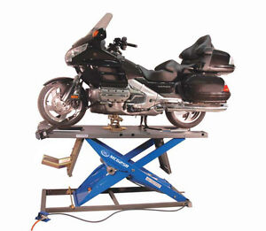 K&L MC625R 1700 LBS MOTORCYCLE ATV SLED HEAVY DUTY AIR LIFT Kitchener / Waterloo Kitchener Area image 6