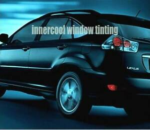 AUTOMOTIVE WINDOW TINTING and HOOD TAPE (Winter Rate)