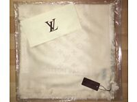 Louis Vuitton Women's Silk Scarf
