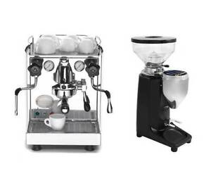 ECM Barista Coffee Bean Grinder + Quamar Q50 Push Grinder Roselands Canterbury Area Preview