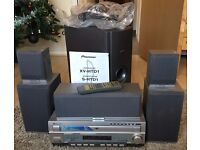 Pioneer 5 Disc DVD Home Cinema System