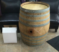 Wine Barrels rental. Very rustic, 11 for rent. Watch|Share |Prin