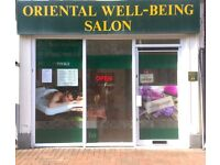 Oriental Wellbeing Salon - Let your stress go with the prefect massage