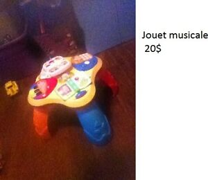 jouet musicale