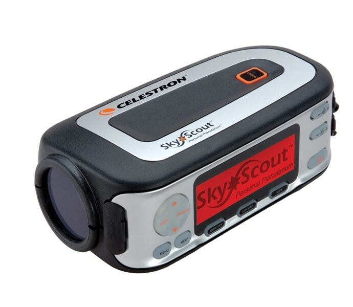 CELESTRON SkyScout GPS Star Locator Scope Personal Planetarium *NEW* £299 retail