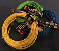 35' extension cords (3)