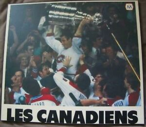 Molson Montreal Canadiens Stanley Cup Champions