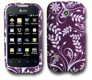 Hard Case Snap-on Phone Cover for AT&T Huawei Fusion U8652