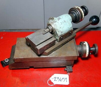 Hardinge Model C Radius Cutting Attachment For Dv59 23659