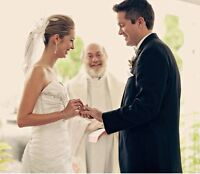 Wedding Officiant ... Anytime ... Anyplace - Love and Marriage