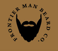 Frontier Man Beard Co.  Beard Oil