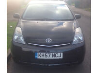 2007 TOYOTA PRIUS T3 VVTI HYBRID AUTO CHEAP TAX AND INSURANCE - economical and reliable car
