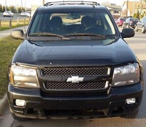 2008 Chevrolet Trailblazer SUV, No accident  4x4