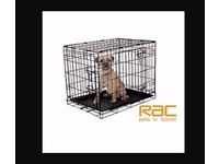 Small RAC dog cage