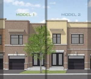 BRAND NEW 3 Bedroom Townhouse in WHITBY close to GO and the 401