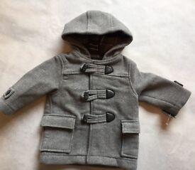 Zara Baby duffle coat