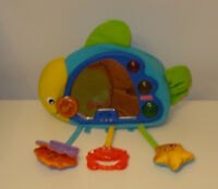 Poisson Musical Fisher-Price