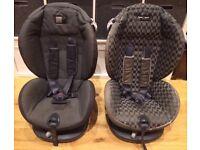 Car Seats x 2, Mamas & Papas Protec, Group 1