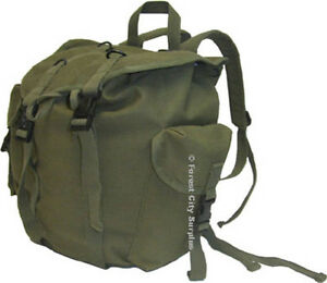 German Military Style Alpine Rucksack - Great for Students !
