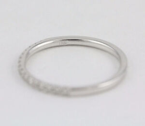 18k White Gold Diamond Anniversary Band (0.16 tdw) #2883 Oakville / Halton Region Toronto (GTA) image 4