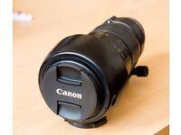 Canon 80-200 f2.8 L lens