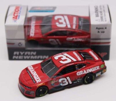 2018 Ryan Newman  31 Grainger 1 64 Action Diecast In Stock Free Shipping