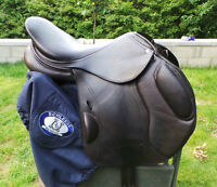 "Schleese Eagle XC Saddle -18"" seat"