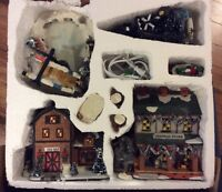 NEW Christmas Country Village (large houses)
