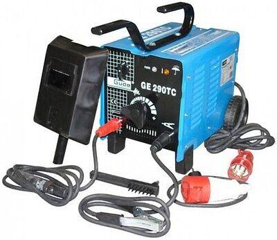 Güde 20007 GE 290 TC Elektroden Schweißgerät