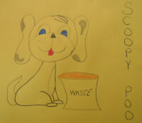 Scoopy Poo (pet waste management)