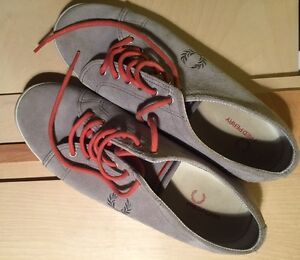 Fred Perry Suede shoes - Like New Condition