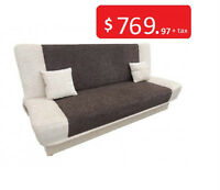 COLA- SOFA BED- NOW ON SALE!