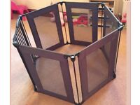 Lindham Play Pen/Room Divider Handy for puppies too