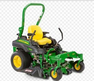 2014 John Deere 930M Zero Turn Mower