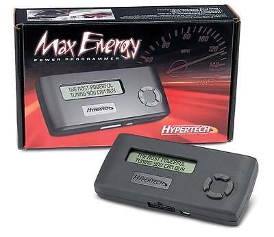 Hypertech Max Energy Tuner Power Programmer 96-04 Chevy & GMC Truck & SUV V6 V8