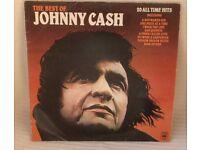 Johnny Cash LP