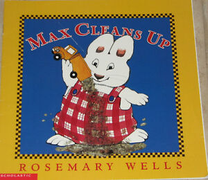 Max Cleans Up Book London Ontario image 1