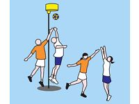 Korfball - Try a new sport, meet new people, have fun!